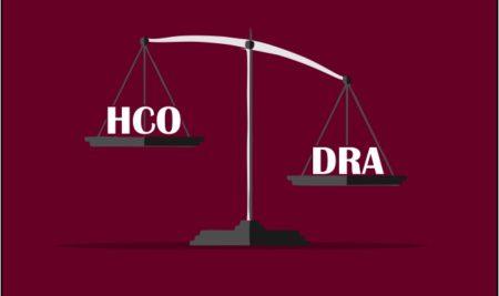 DRA vs. HCO